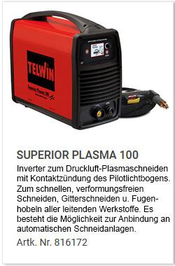 Superior Plasma 100 Telwin