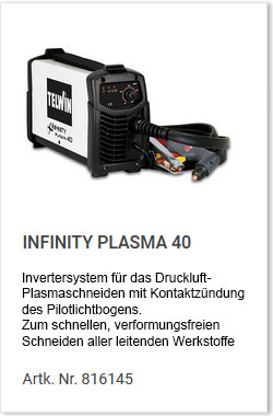 Infinity Plasma 40 Telwin