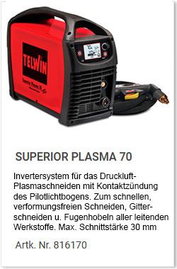 Superior Plasma 70 Telwin