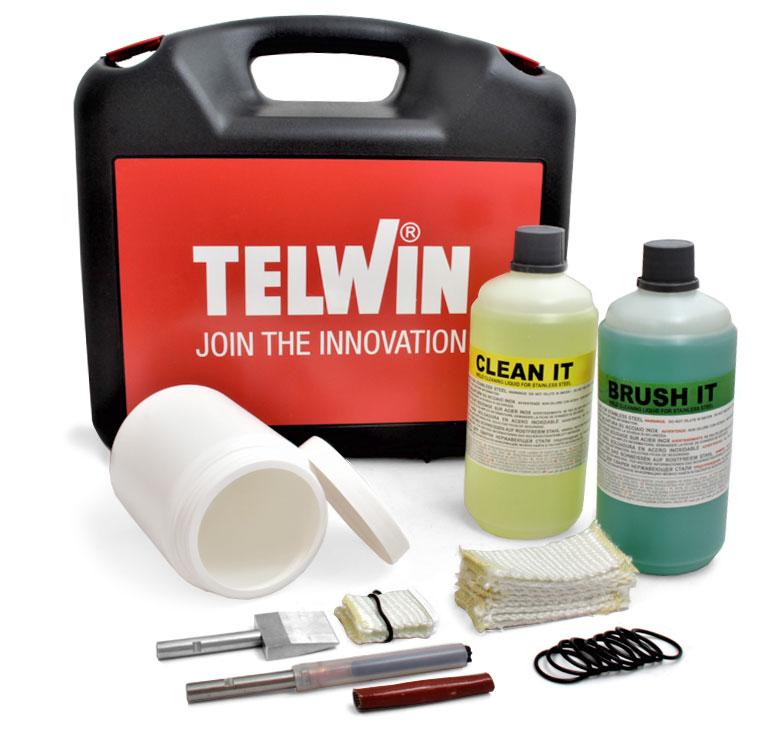 Schweißnahtreinigungsgerät wig Cleantech 200