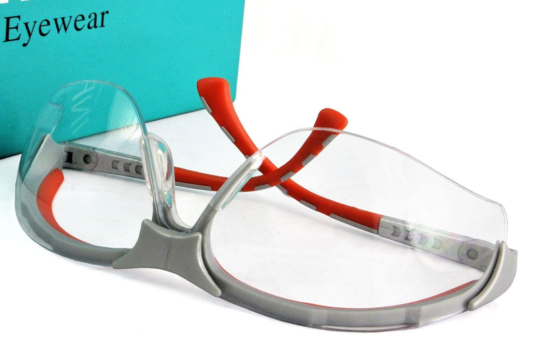 Arbeitsschutzbrille Infield Terminator klar PSA