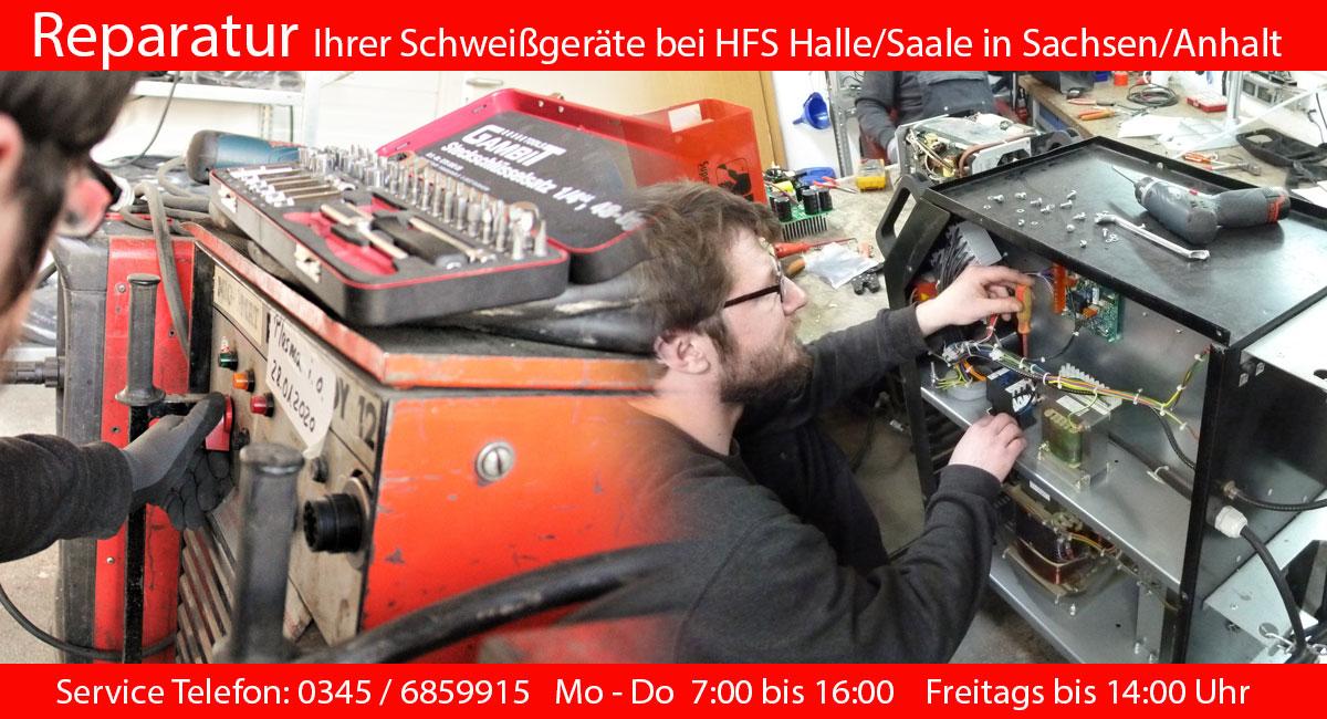 Schweißgeräte Reparatur Halle Saale Sachsen Anhalt Schweißgerät reparieren lassen Service