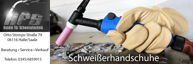 Schweißerhandschuhe kaufen HFS HAndel für Schweißtechnik Halle/Saale Sachsen/Anhalt